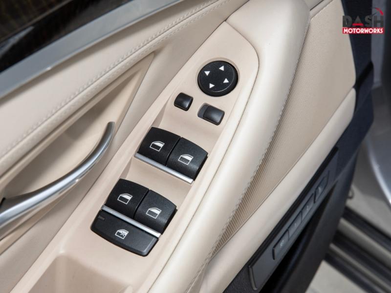 BMW 535i Sedan Navigation Sunroof HUD Leather Camera 2015 price $18,995