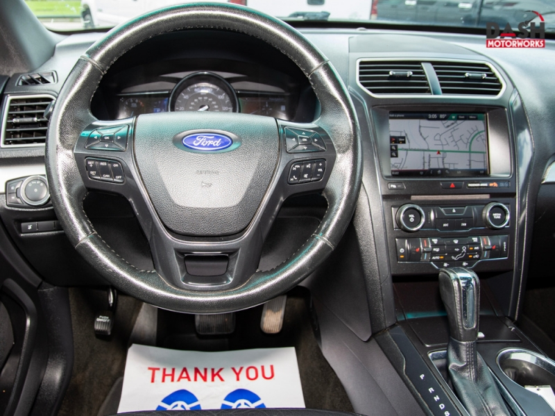 Ford Explorer XLT Navigation Panoramic Leather Camera 7 2016 price $19,899