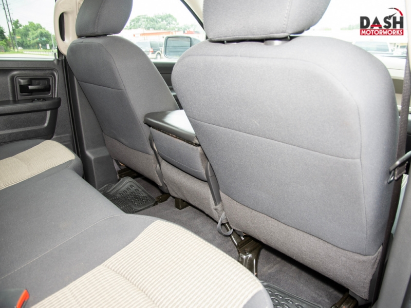 RAM 1500 Express Quad Cab HEMI V8 Bedliner 2012 price $16,985
