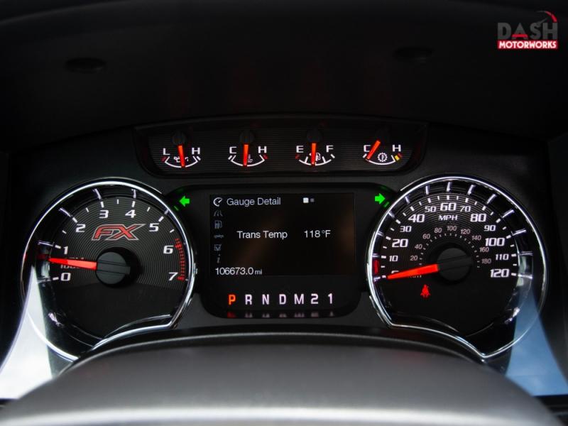 Ford F-150 FX2 SuperCrew EcoBoost Navigation Camera Lea 2013 price $22,995