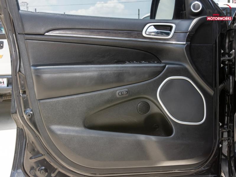 Jeep Grand Cherokee Summit 4x4 HEMI Navigation Panorami 2014 price $22,985