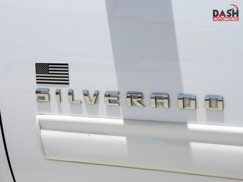 Chevrolet Silverado 1500 LTZ Crew Cab 4WD Z71 Leather Camera 2012 price $21,985