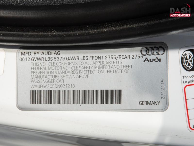 Audi A6 3.0T Quattro Premium Sedan AWD Supercharged Lea 2013 price $17,500