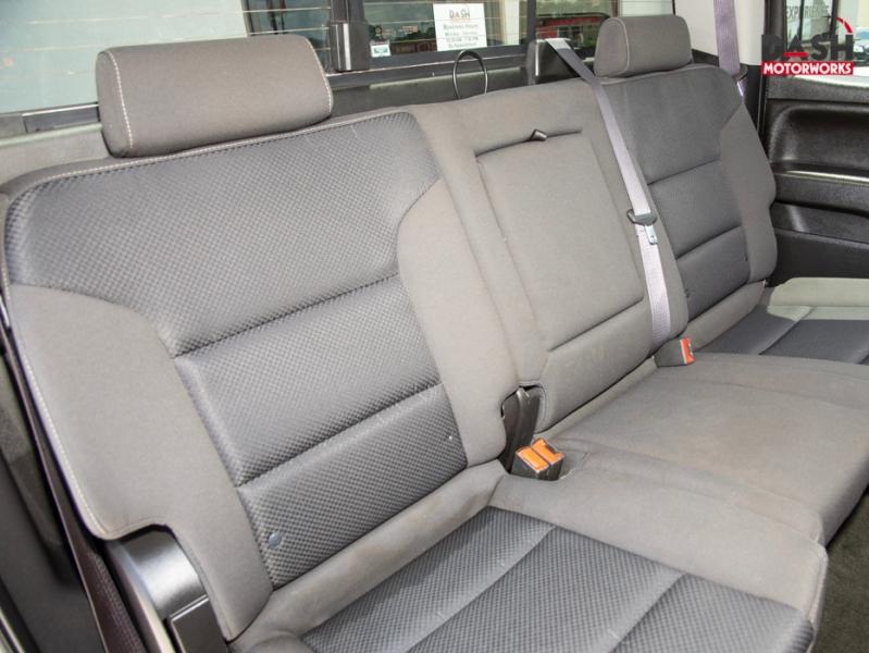Chevrolet Silverado LT Crew Cab Navigation Camera Bedliner S 2017 price $26,995