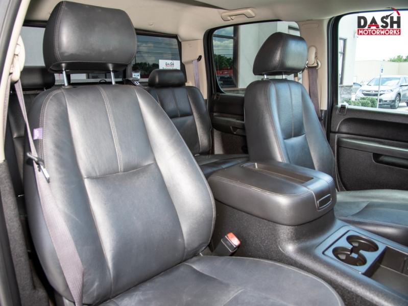 Chevrolet Silverado 1500 LT Crew Cab Leather Bedliner Toolbo 2012 price $18,799