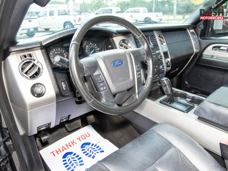 Ford Expedition EL XLT Leather Sunroof Camera 8-Pass 2015 price $19,995