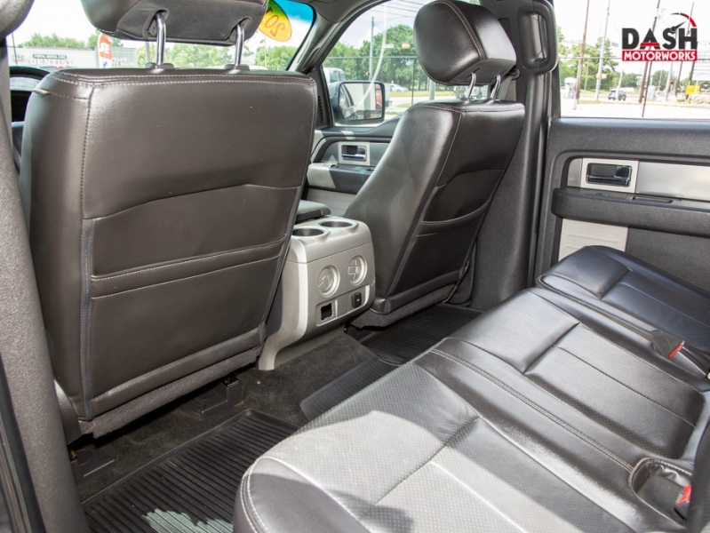 Ford F-150 FX4 SuperCrew 4WD Navigation Sunroof Leather 2013 price $21,985
