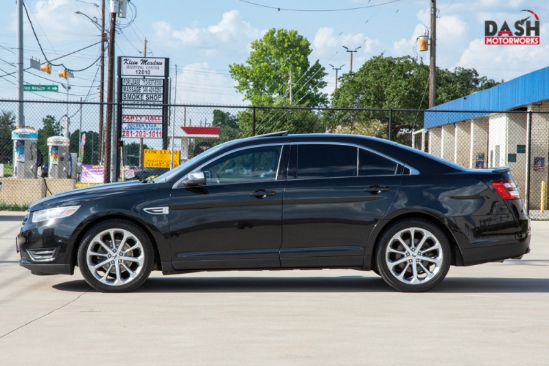Ford Taurus Limited Navigation Panoramic Leather 2013 price $11,985