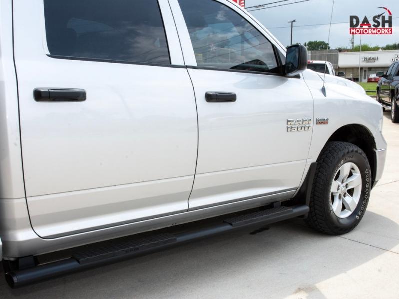 RAM 1500 Tradesman Crew Cab LB 4WD Navigation Camera B 2013 price $20,500