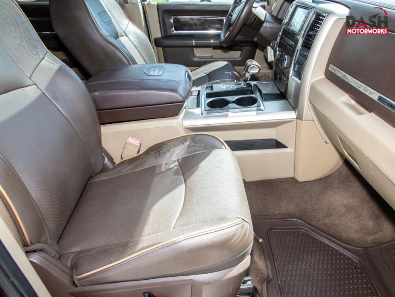 RAM 1500 Laramie Longhorn Crew Cab 4WD Navigation Sunr 2012 price $24,995