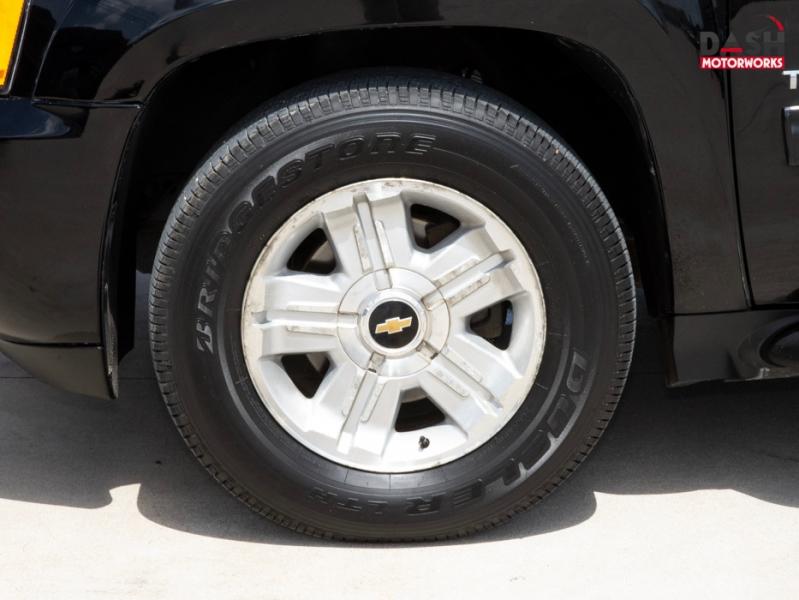 Chevrolet Tahoe LT Z71 Navigation Camera Leather Sunroof DVD 2011 price $18,500