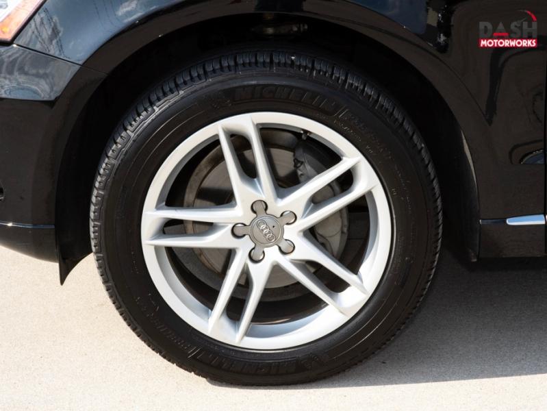 Audi Q5 2.0T AWD Navigation Panoramic Camera Leather Ba 2015 price $18,985