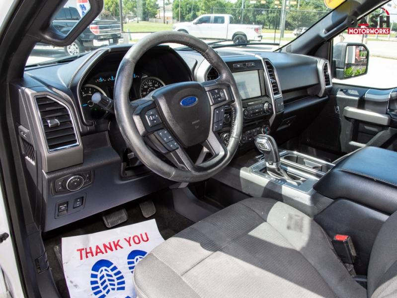 Ford F-150 XLT SuperCrew Camera Bedliner Alloys 2016 price $20,985