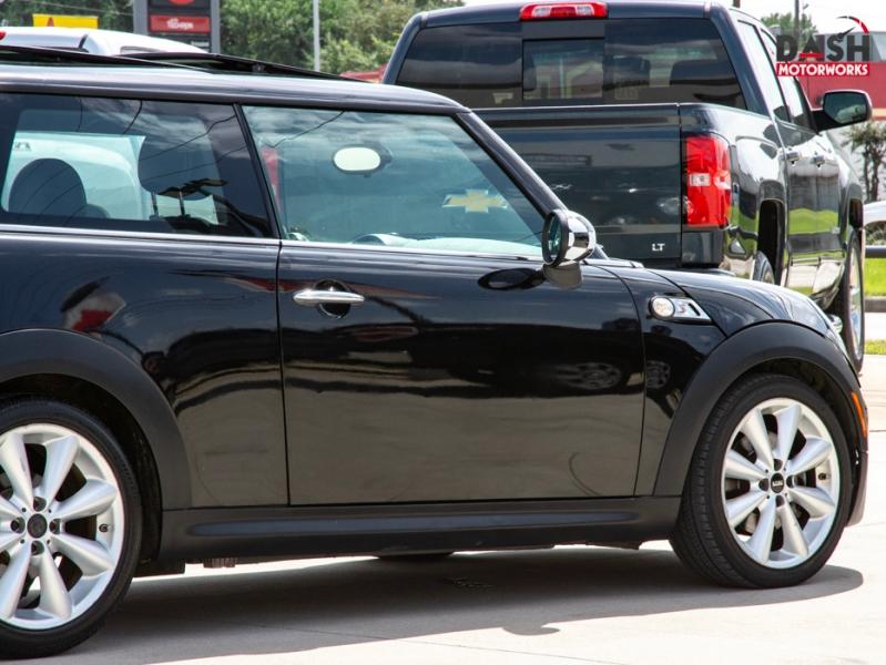 Mini Cooper S Coupe Turbo Navigation Panoramic 6-Spd Ma 2011 price $8,500