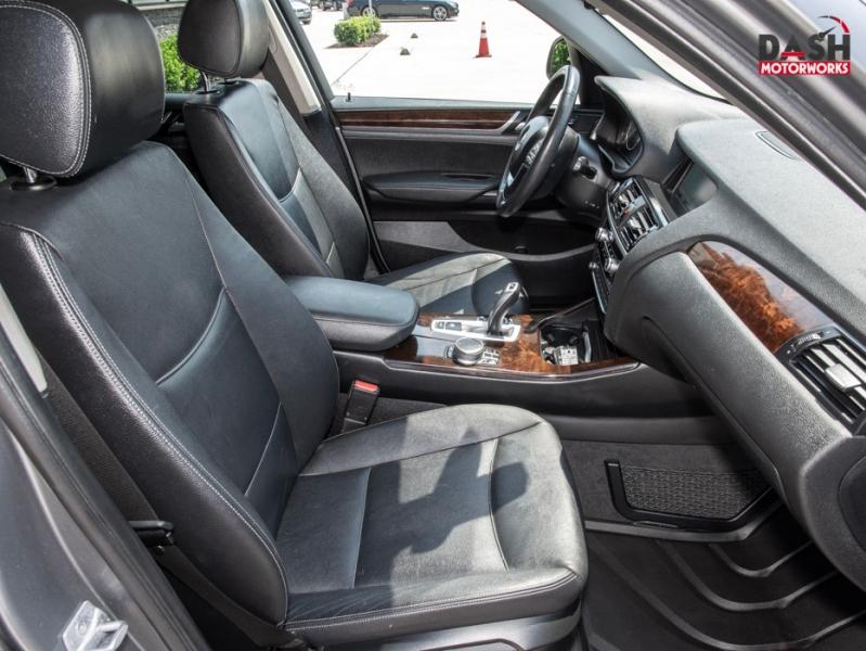 BMW X3 xDrive28i AWD Navigation Panoramic Leather 2017 price $24,985