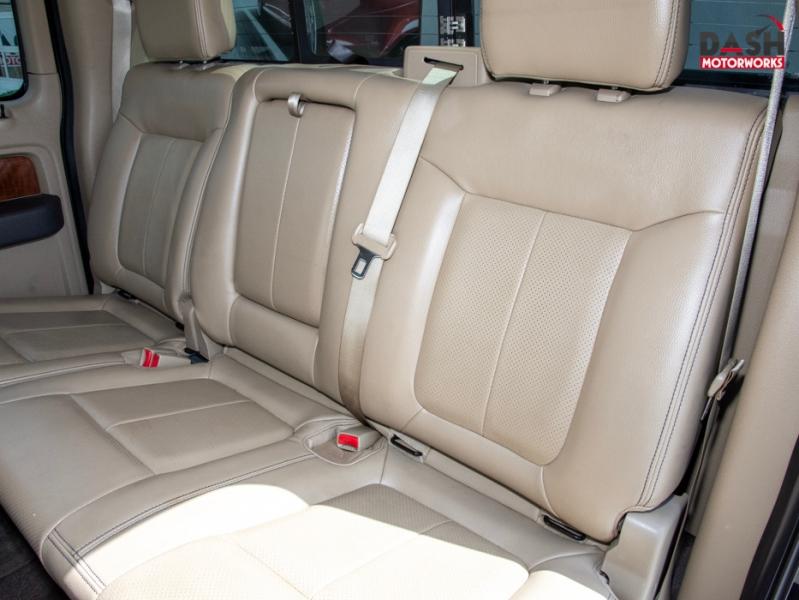 Ford F-150 Lariat SuperCrew Navigation Camera Leather C 2010 price $19,599
