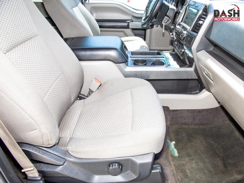 Ford F-150 XLT SuperCrew 5.0L V8 Camera Bedliner Steps  2016 price $23,985