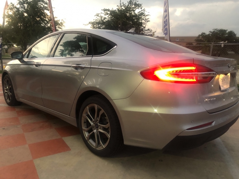 FORD FUSION 2020 price $16,998