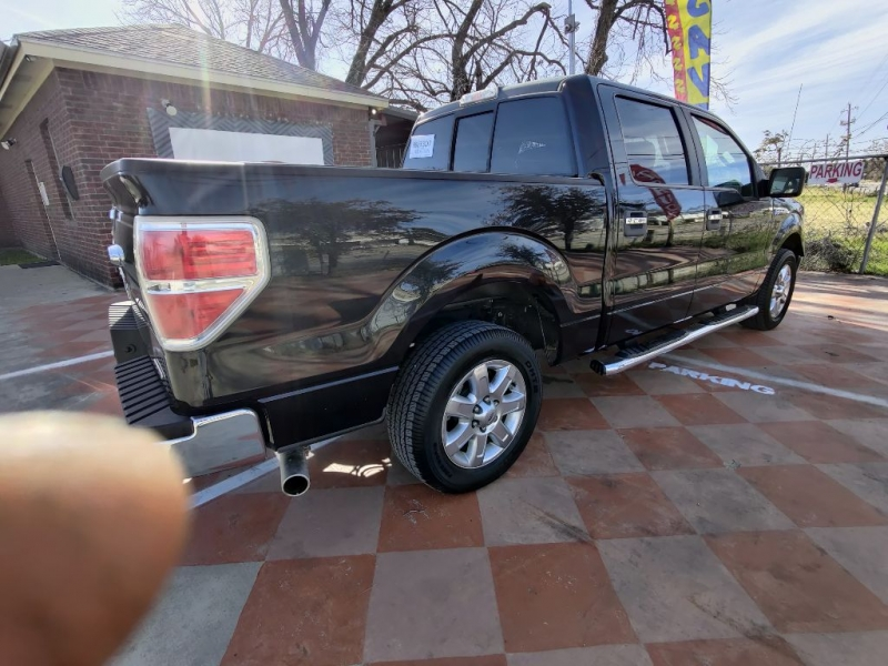 FORD F150 2013 price $13,988