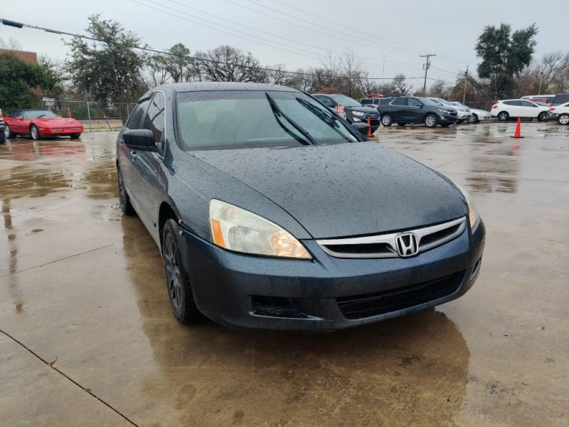 HONDA ACCORD 2007 price $4,988