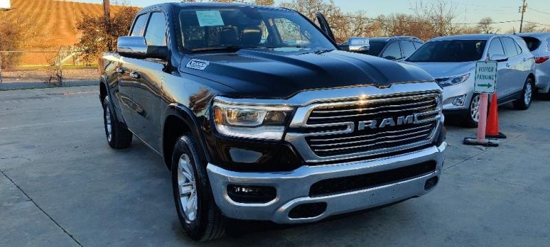 RAM 1500 2020 price $37,988