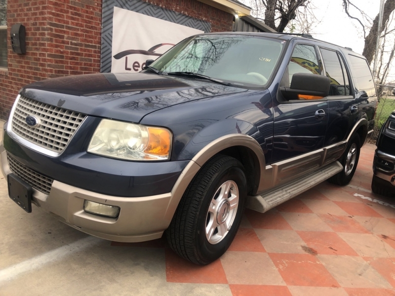 FORD EXPEDITION 2004 price $4,988