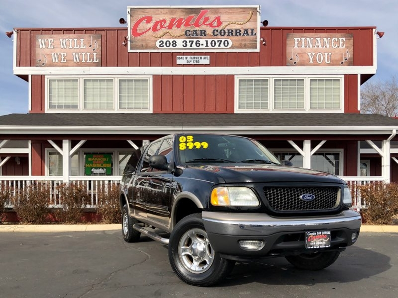 Ford F-150 2003 price $8,999
