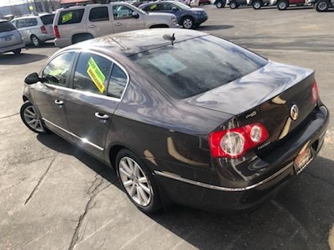 Volkswagen Passat Sedan 2006 price $6,999