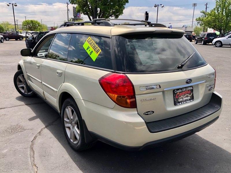 Subaru Legacy Wagon 2007 price $8,999