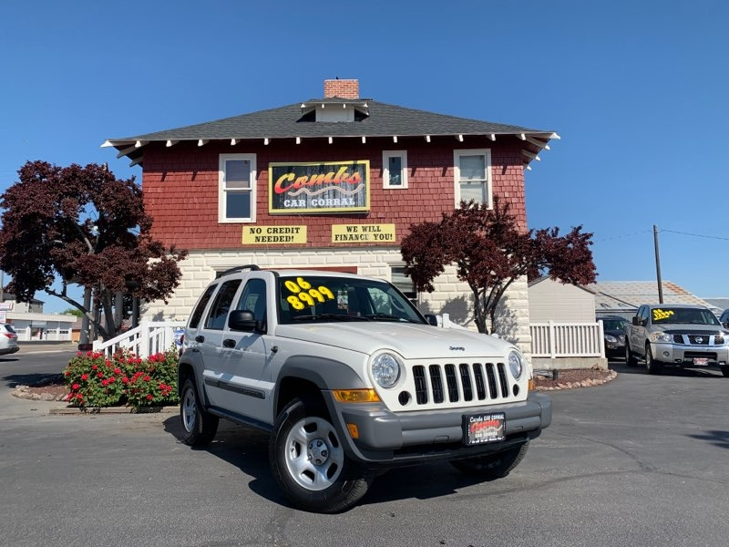 Jeep Liberty 2006 price $8,999
