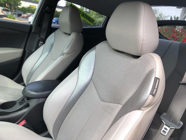Hyundai Veloster 2012 price $11,999