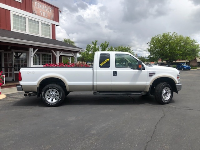 Ford Super Duty F-250 SRW 2008 price $17,999