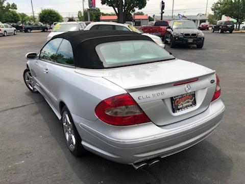 Mercedes-Benz CLK-Class 2006 price $9,999
