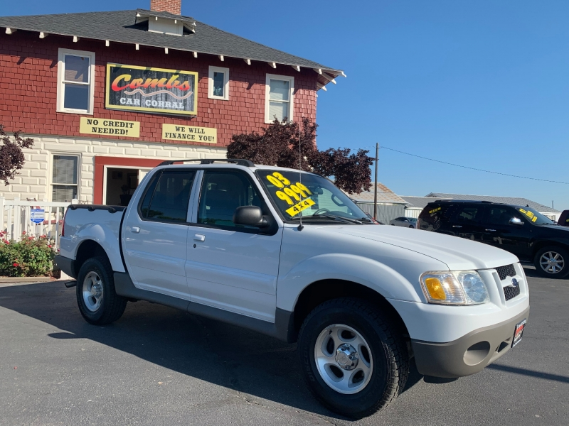 Ford Explorer Sport Trac 2003 price $9,999