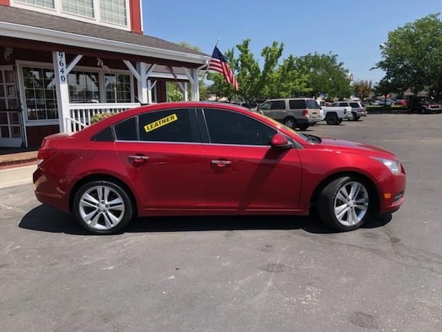 Chevrolet Cruze 2011 price $10,999