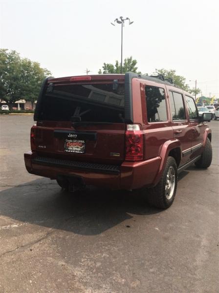 Jeep Commander 2007 price $9,999