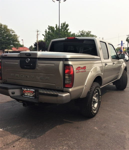 Nissan Frontier 4WD 2004 price $9,999