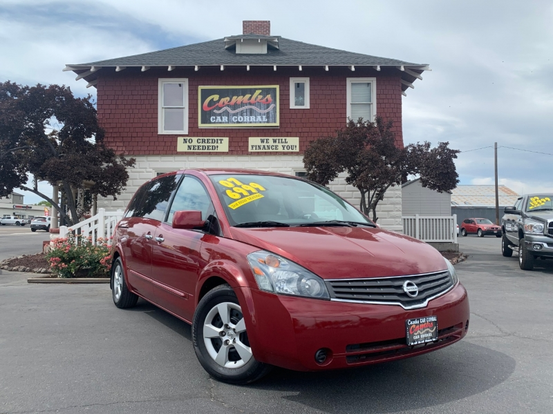 Nissan Quest 2007 price $6,999