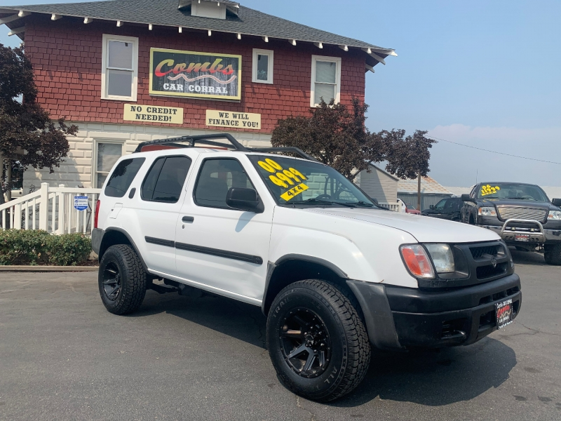 Nissan Xterra 2000 price $4,999