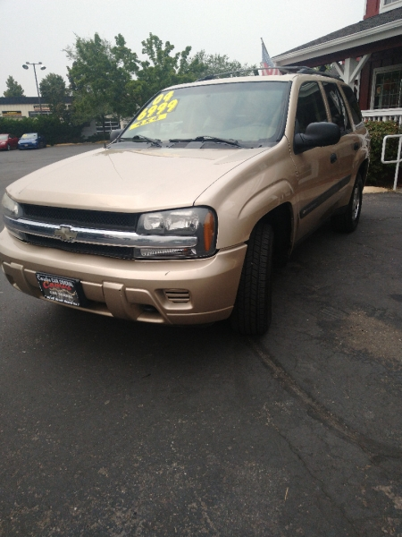 Chevrolet TrailBlazer 2004 price $6,999