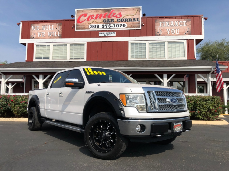 Ford F-150 2010 price $12,999