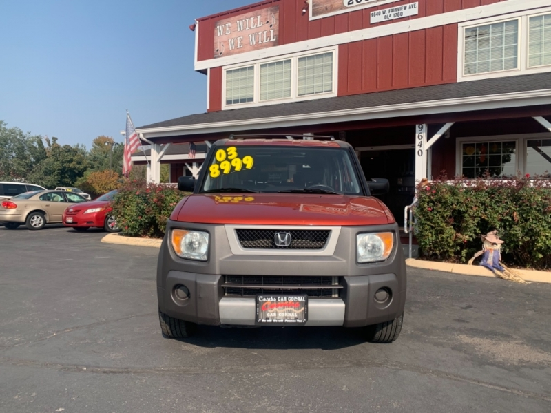Honda Element 2003 price $8,999