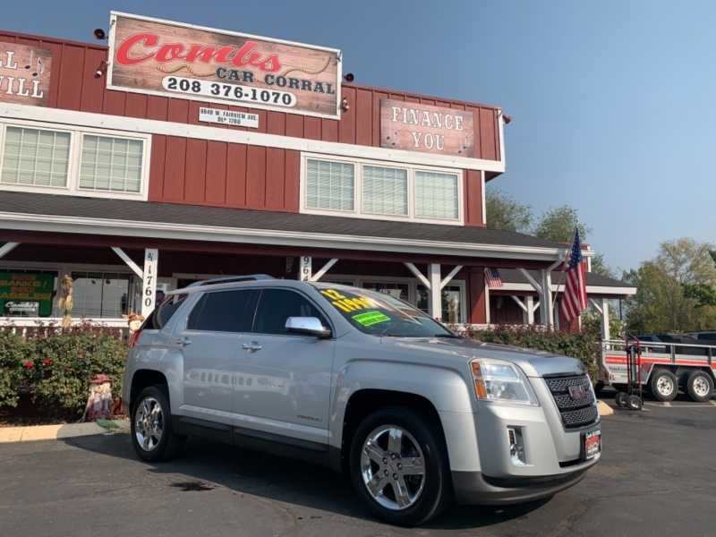 GMC Terrain 2012 price $11,999