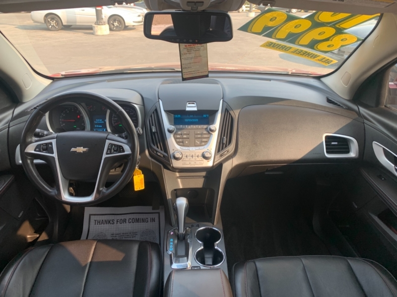 Chevrolet Equinox 2010 price $8,999