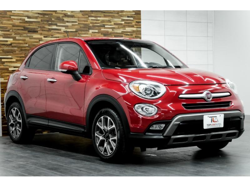 Fiat 500X 2016 price $10,993