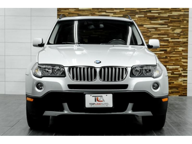 BMW X3 2007 price $8,492