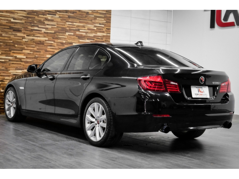 BMW 5-Series 2012 price $13,492
