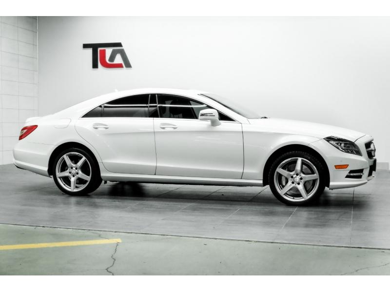 Mercedes-Benz CLS-Class 2014 price $24,492