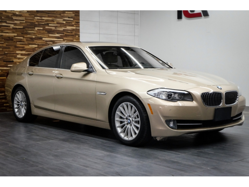 BMW 5-Series 2011 price $16,293
