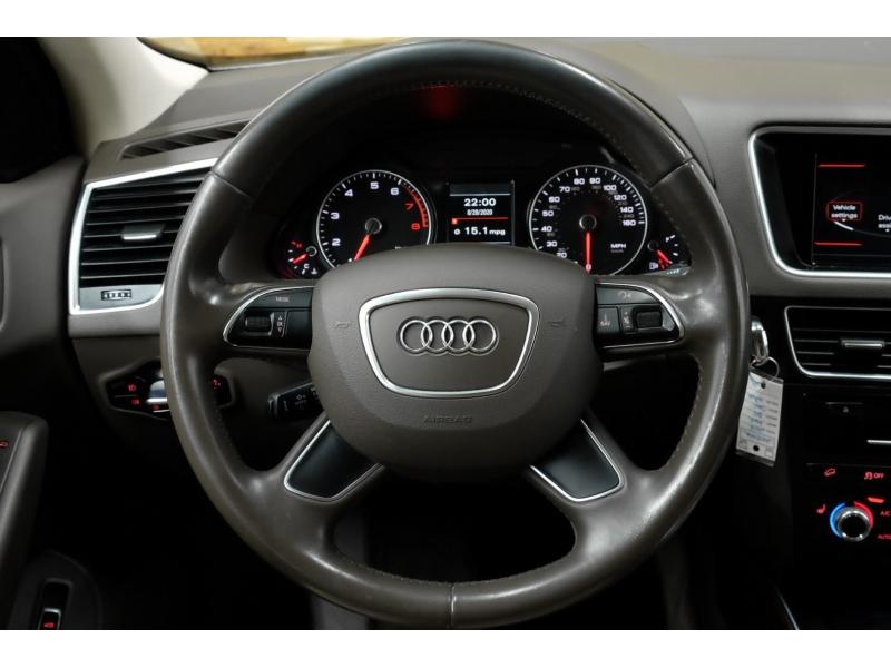 Audi Q5 2015 price $15,991